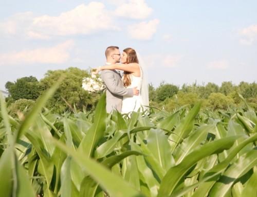 Livonia, NY Wedding – Marissa & Brett