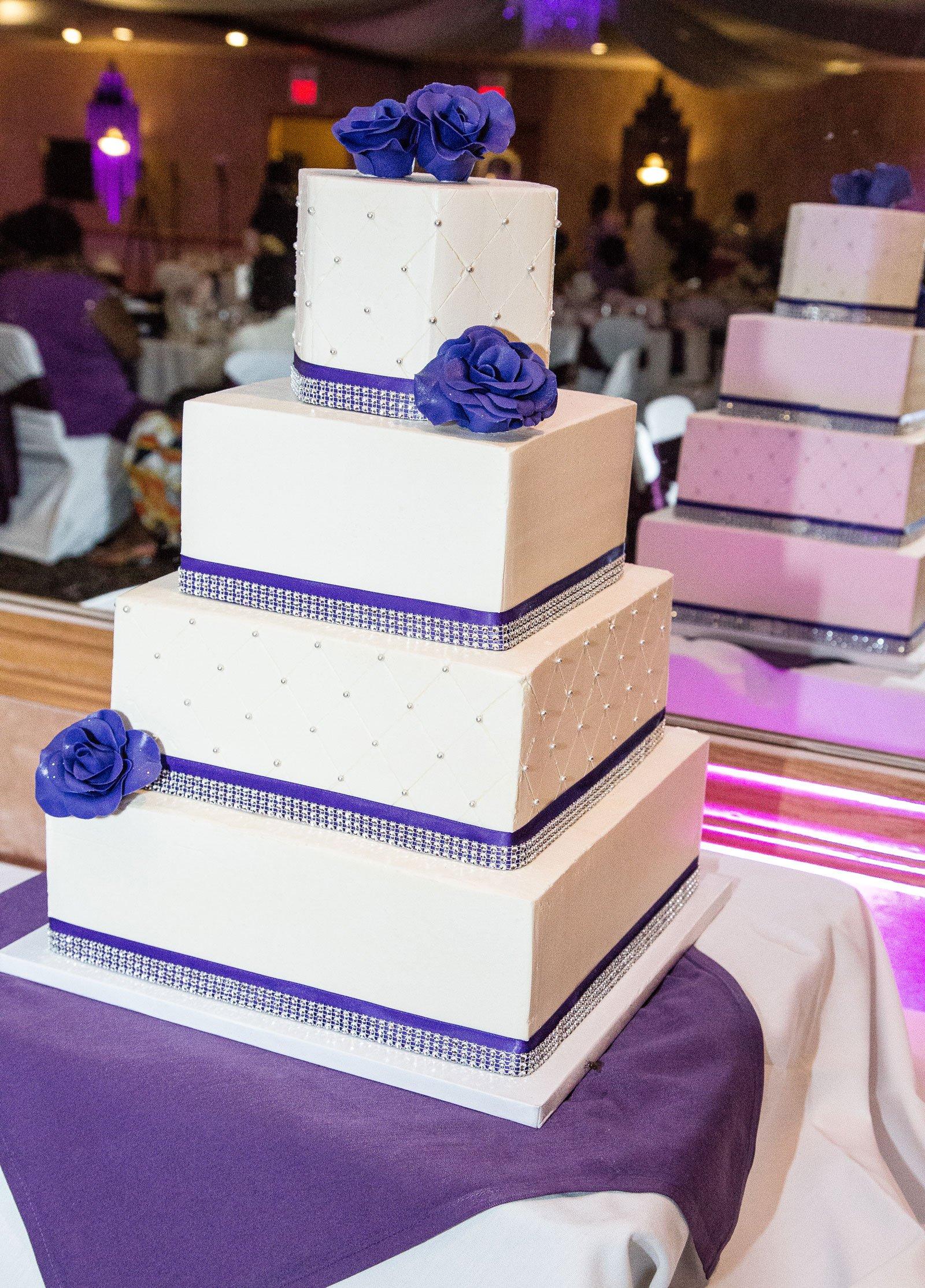 Rochester, NY Wedding wedding cake