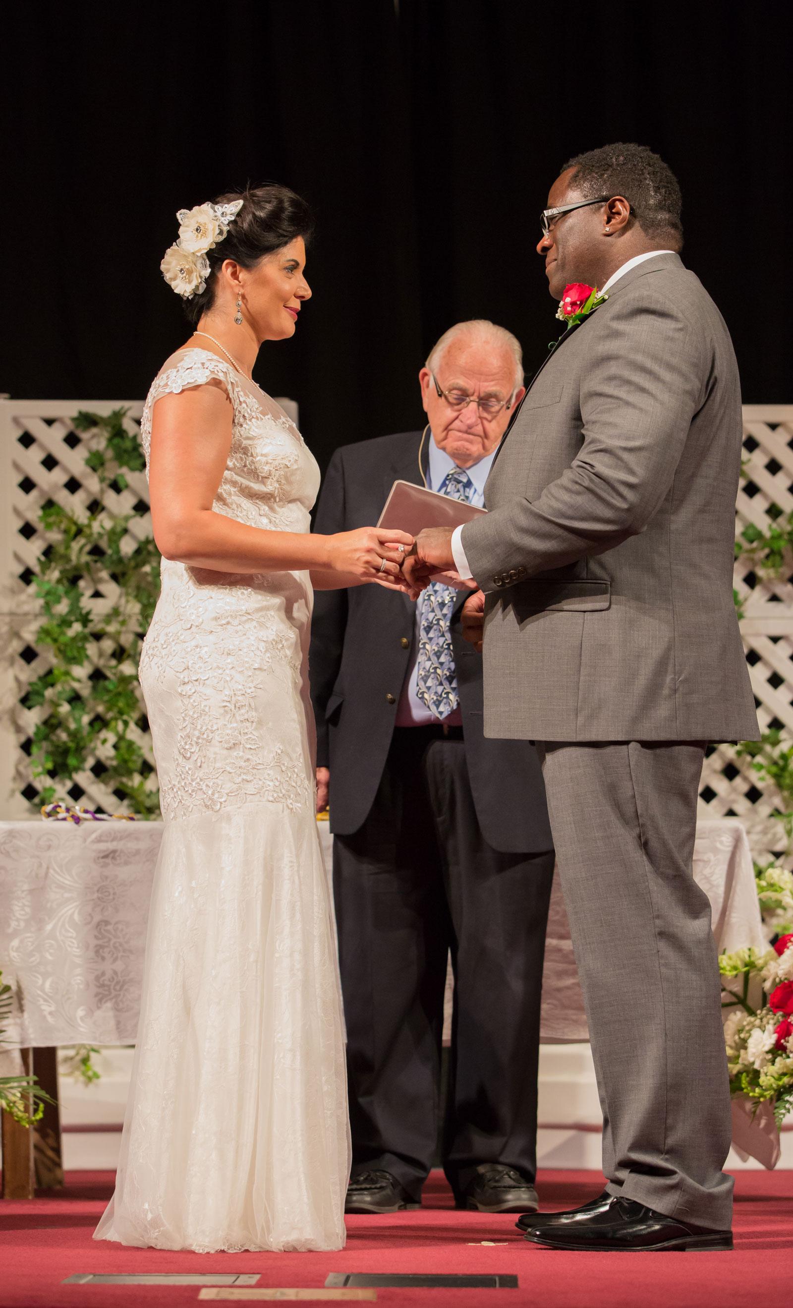 Williamsville, NY Wedding wedding vows