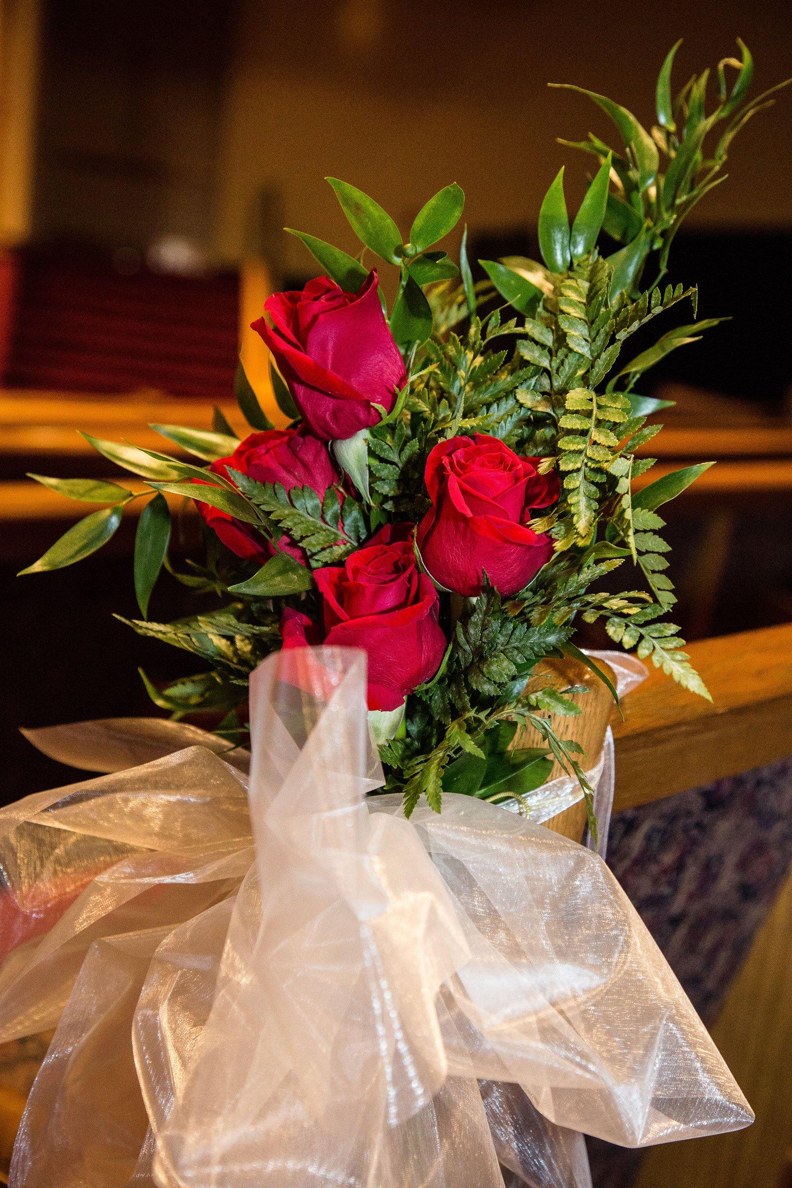 Williamsville, NY Wedding flowers
